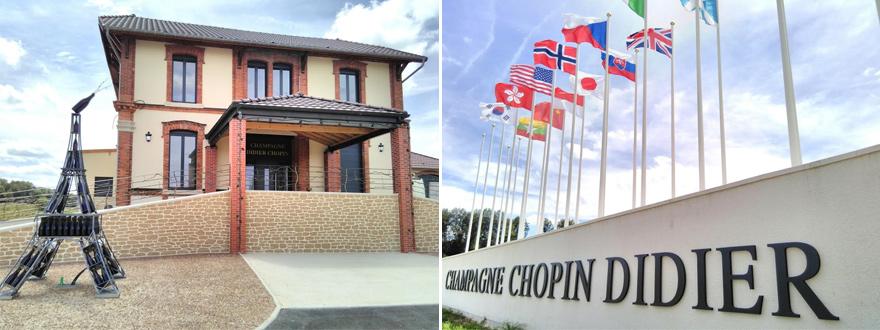 Chateau Champagne Chopin