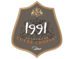 Champagne Cuvée 1991