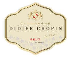 Champagne Brut Didier Chopin