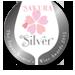Médaille d'argent Sakura