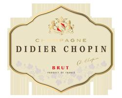 Champagne Brut Didier Chopin