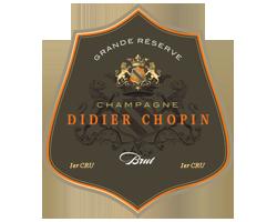 Champagne Grande Réserve 1er Cru Didier Chopin