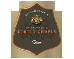 Champagne Grande Réserve Didier Chopin
